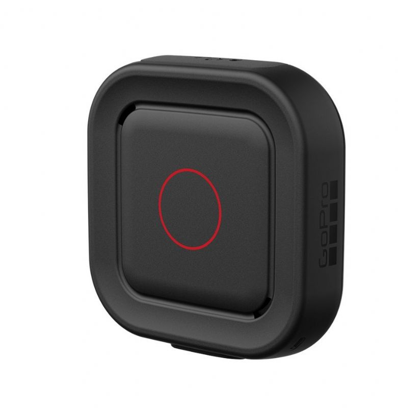GoPro Remo Waterproof Voice Activated Remote + Mic For HERO 5